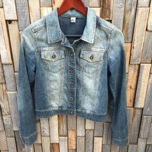 Woman's medium BP denim jean jacket